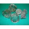 异形过滤片厂家诚供杯形,帽形,上口外展型过滤网片