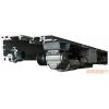 自动感应门轨道 安装高强度铝合金自动门轨道价格