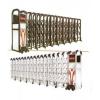 安装伸缩门安装不锈钢伸缩门专业厂家