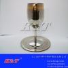 酒店餐饮用具304不锈钢金边高脚杯/红酒杯果汁杯