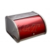 家用厨房用具不锈钢喷漆大号面包箱蛋糕箱食品箱