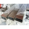 拉丝316L不锈钢矩形管,316不锈钢方管报价