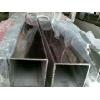 佛山专业304不锈钢方管 耐氧化316不锈钢扁管 矩形管出售